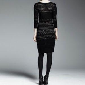 Catherine Malandrino Dresses - 🔴LAST CALL🔴 Catherine Malandrino Sweaterdress